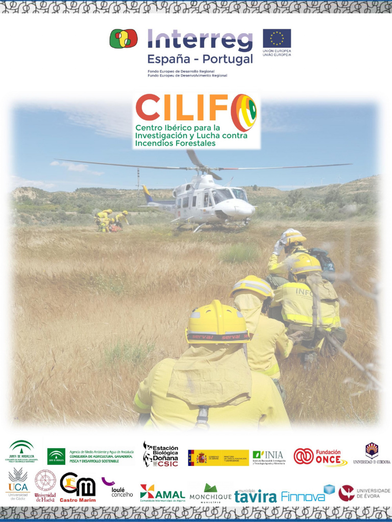 Centro Ibérico para a Investigação e Combate aos Incêndios Florestais com novo site
