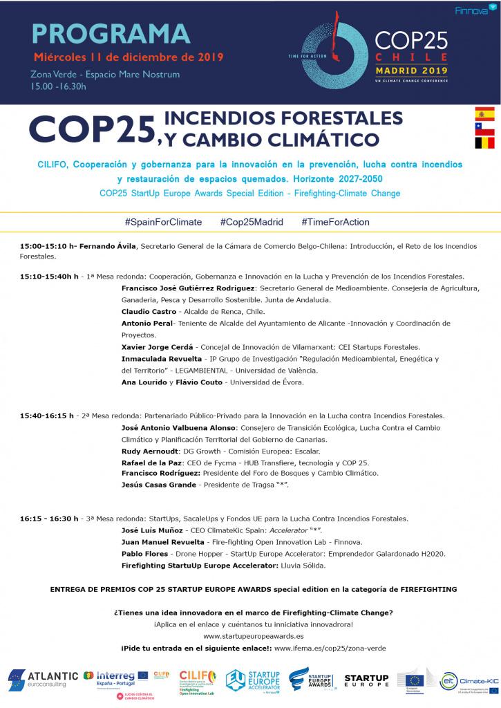 COP25 - Universidade de Évora presente na 25ª Conferência das Nações Unidas sobre alterações climáticas