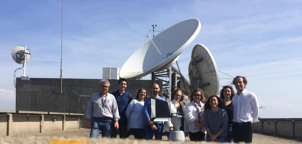 Nova estação de monitorização polínica no IPMA, em Lisboa