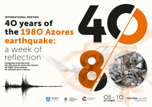 International Meeting 40 years of the 1980 Azores earthquake: a week of reflection