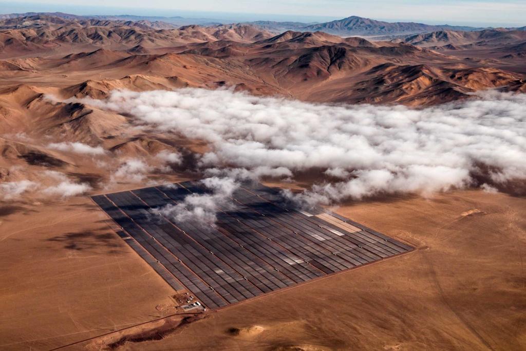 Investigadores do ICT - Évora propõem metodologia para melhorar a previsão de radiação solar directa
