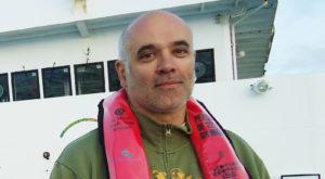 90 segundos de Ciência: Projeto de Carlos Ribeiro, investigador do ICT pretende avaliar o risco de tsunami para as populações litorais do estuário do Tejo