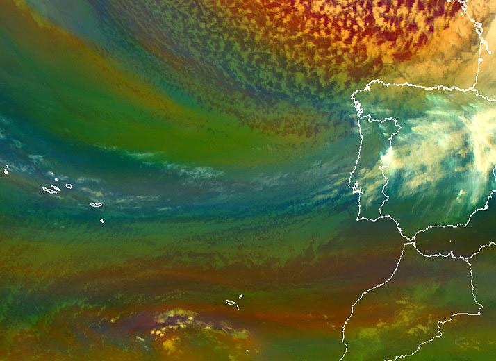 Rui Salgado, Investigador no ICT fala sobre a tempestade Dora