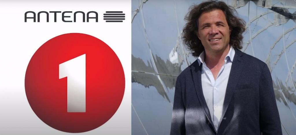 Pedro Horta, investigador do Instituto Ciências da Terra no Portugal em direto sobre o futuro das energias renováveis