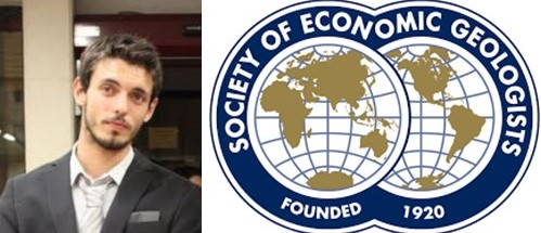 José Roseiro, investigador do ICT vence prémio da Society of Economic Geologists