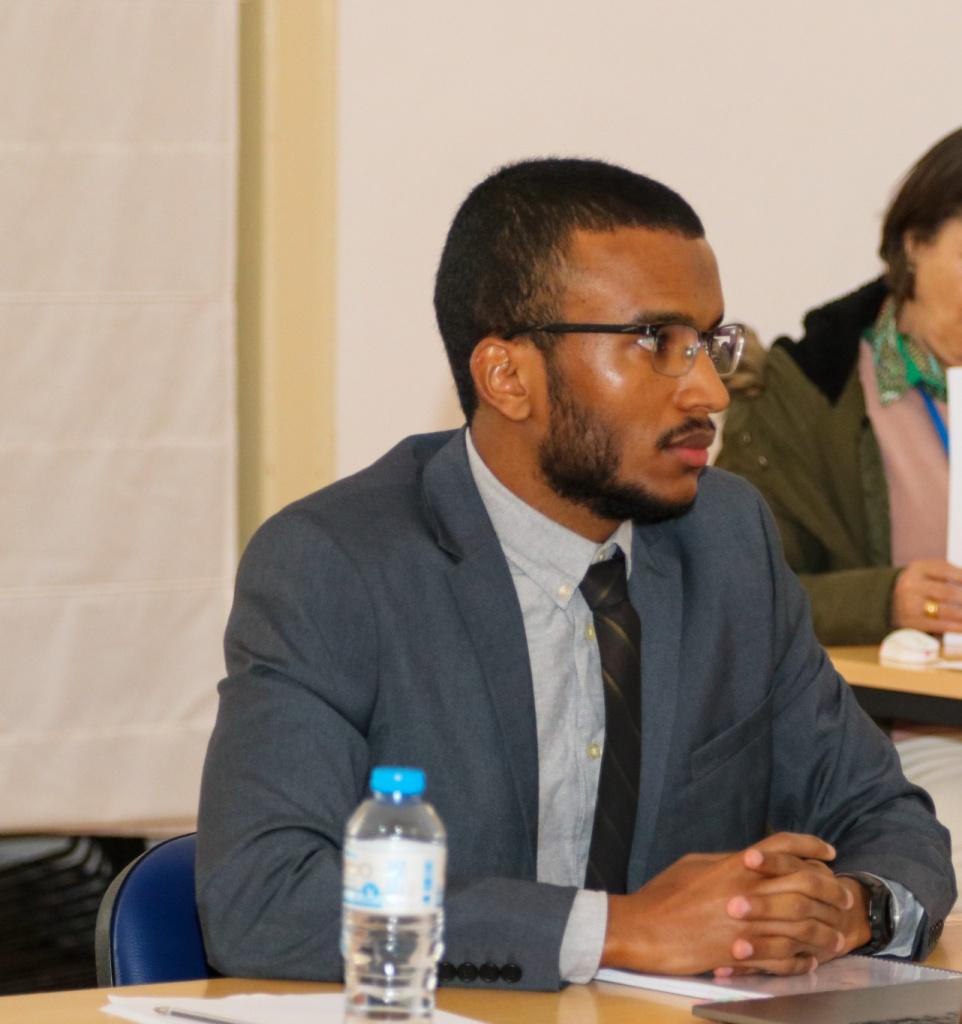 Germilly Barreto, investigador do ICT distinguido pelo Eurotherm Young Scientist Prize and Awards