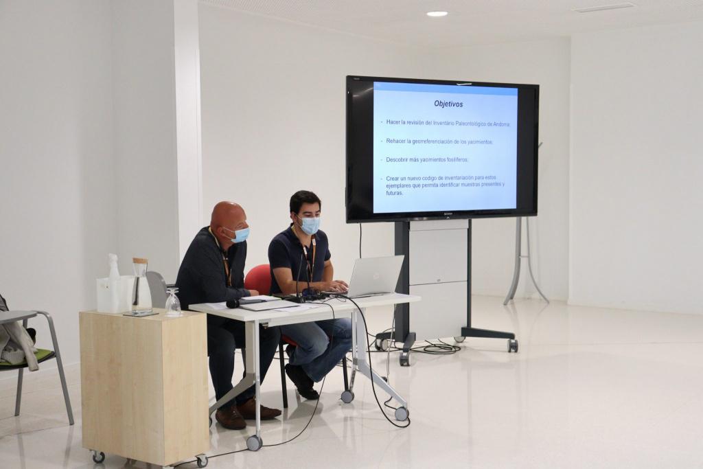 ICT participa no X Congresso Geológico de Espanha