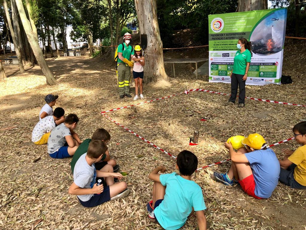Campanha de sensibilização e prevenção de incêndios florestais volta a Évora