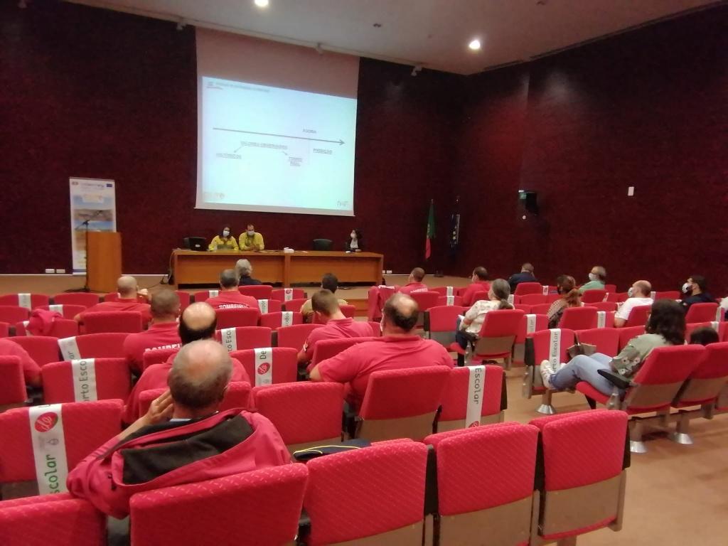 Universidade de Évora realizou seminário sobre Prevenção e Combate a Incêndios Florestais no âmbito do CILIFO